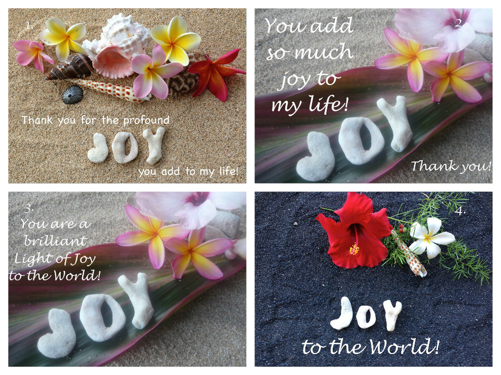 Joy Inscribed Series
