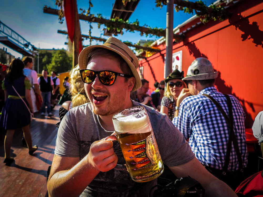 Octoberfest, Munich
