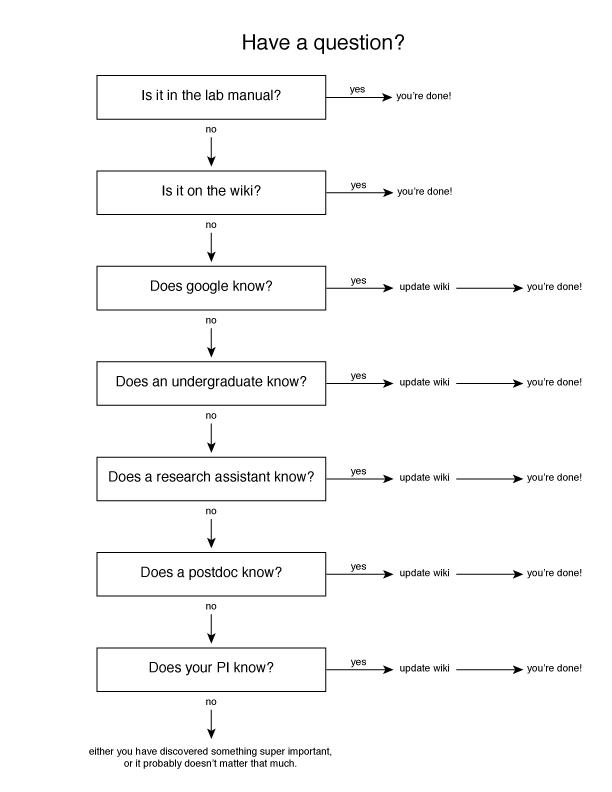 Peelle Lab decision tree