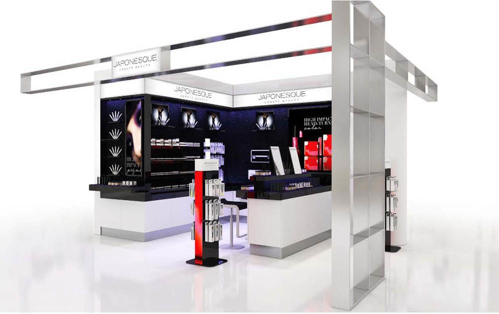 recent retail design by ignite