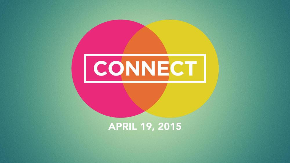 """Are you ready to get plugged in to the ministry at CPC? Join us for Connect Sunday on April 19th! This is your chance to get """"connected""""!"""