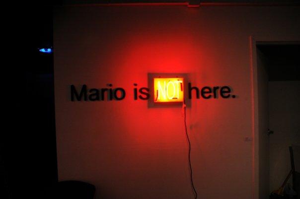 Mario is here Jan 2010.jpg