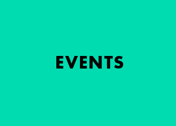 Check here for regular updates on our events, plus those from our nearest and dearest.