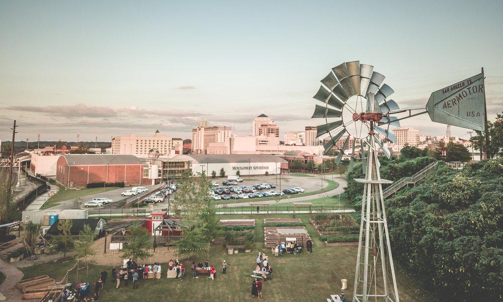 Farm - Windmill