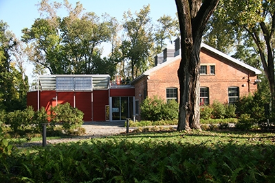 Beacon Institute Center for Environmental Innovation and Education, Denning's Point, Beacon, NY