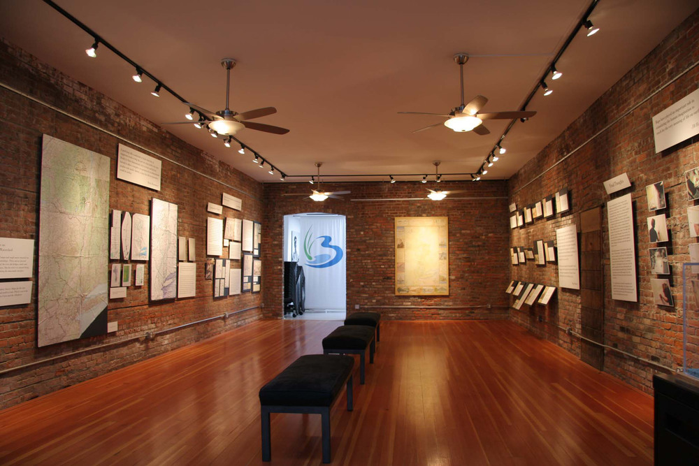 Gallery at 199 Main Street in Beacon, NY