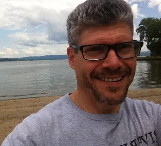 Riverkeeper Paul Gallay