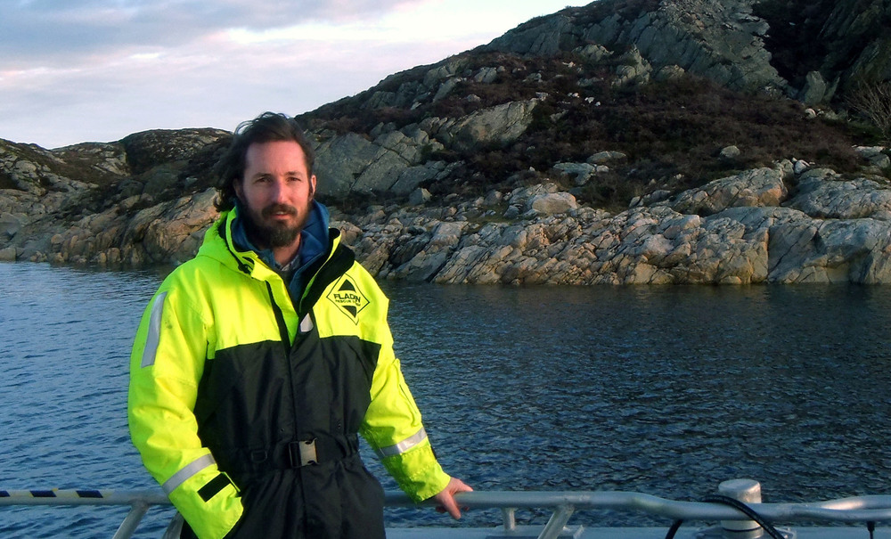 Clarkson University Associate Professor of Civil & Environmental Engineering Shane Rogers is conducting research on the use of macroalgae, or kelp, as part of his Fulbright Scholar Award to Norway.