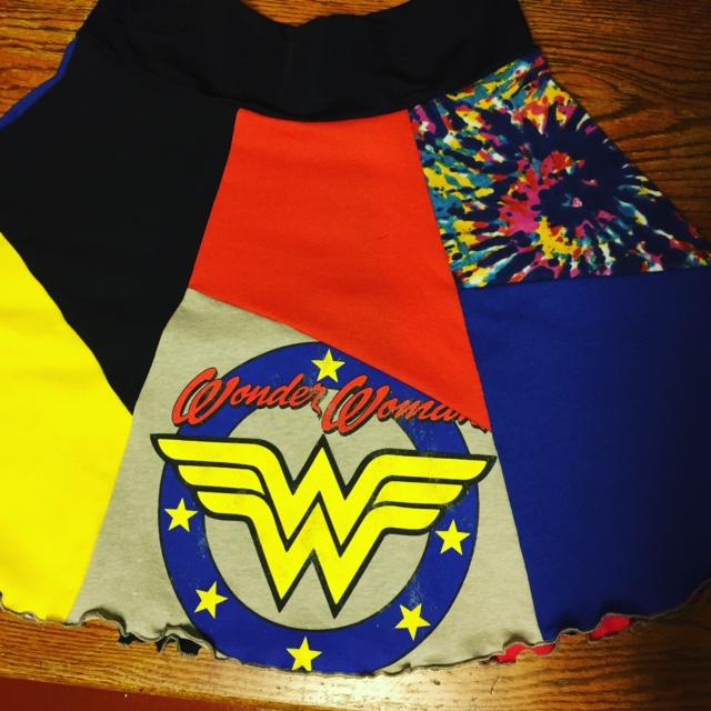wonder woman skirt.JPG