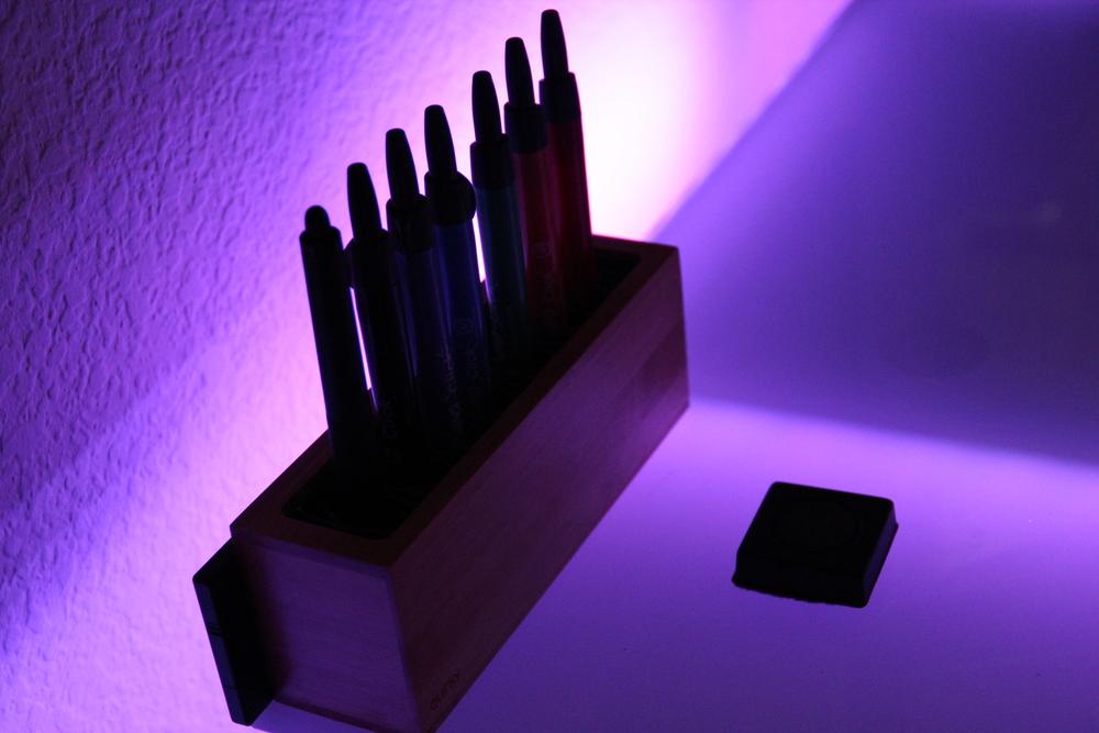Retractable Dry Erase Markers.