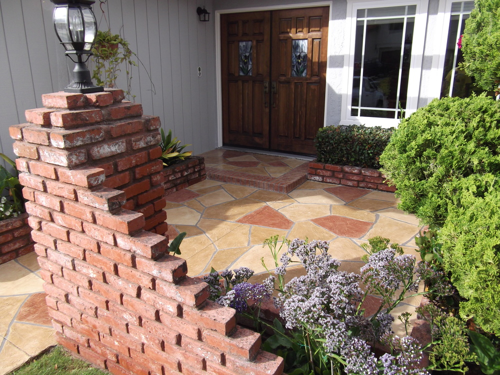 Front entry in Arroyo Grande