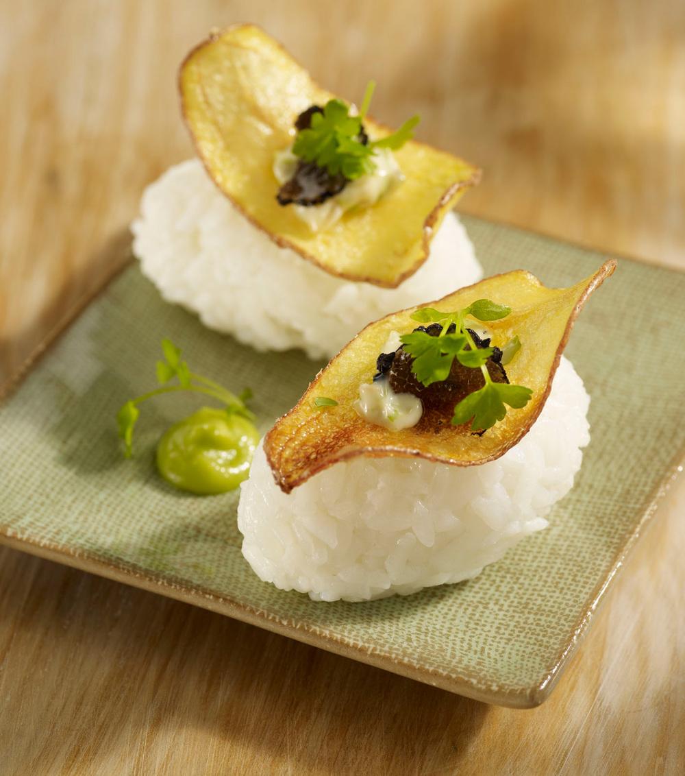 Potato Nigiri