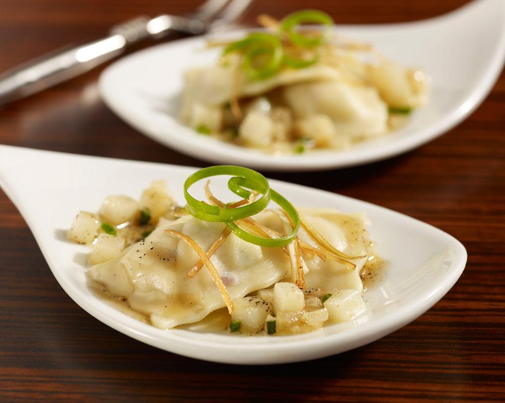Potato Tortellini