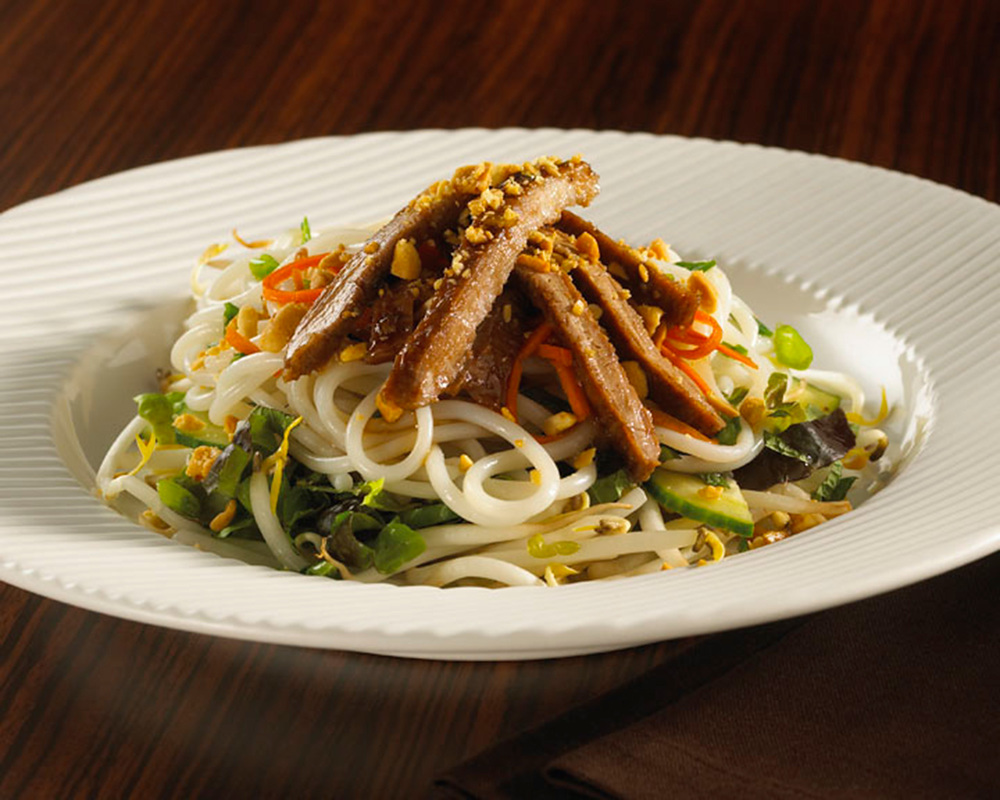 Lemongrass Pork Vermicelli