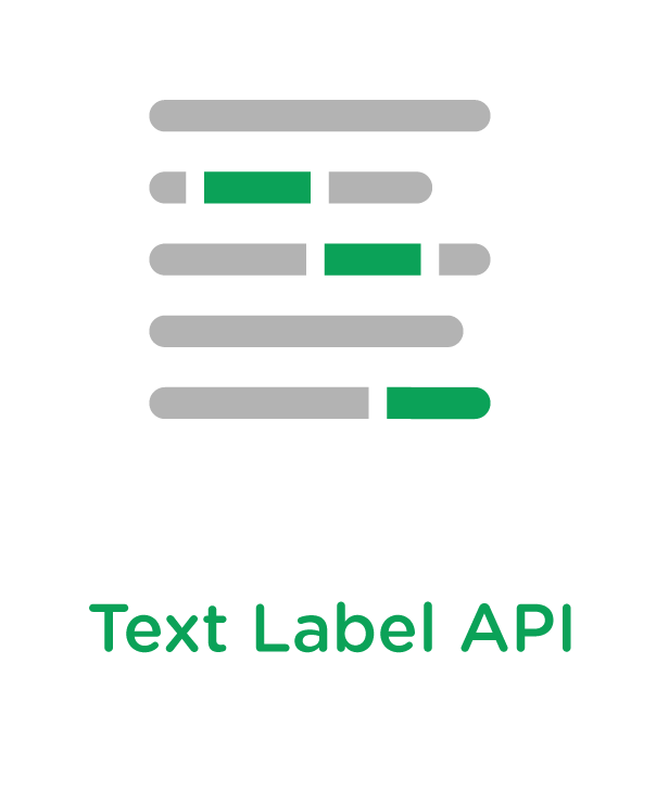 Text Label API