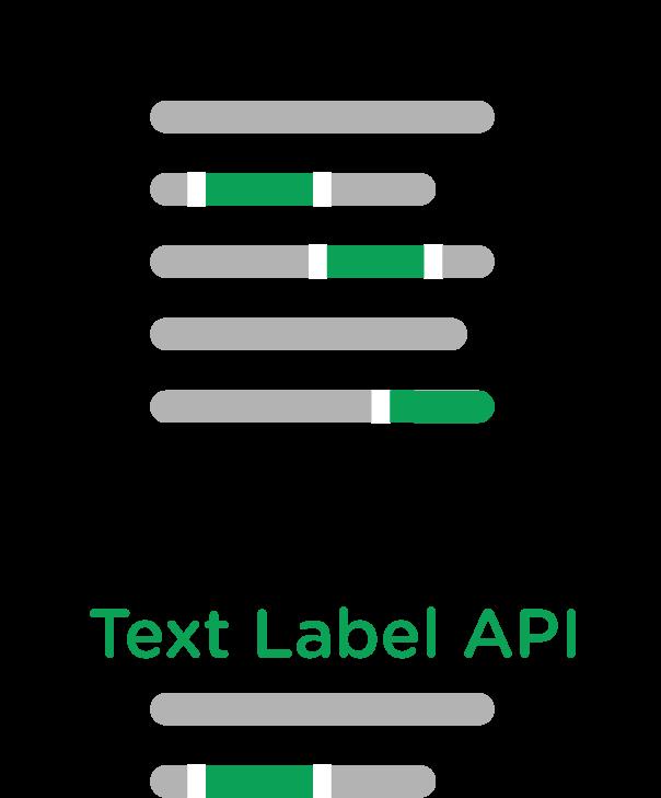 Text Label API