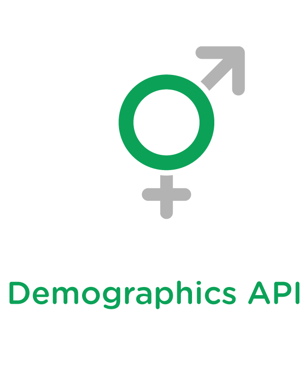 Demographics API