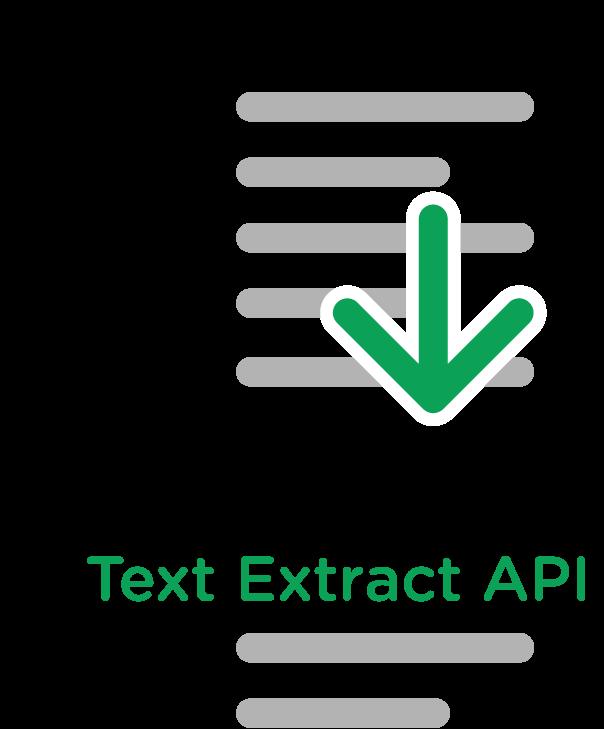 Text Extract API