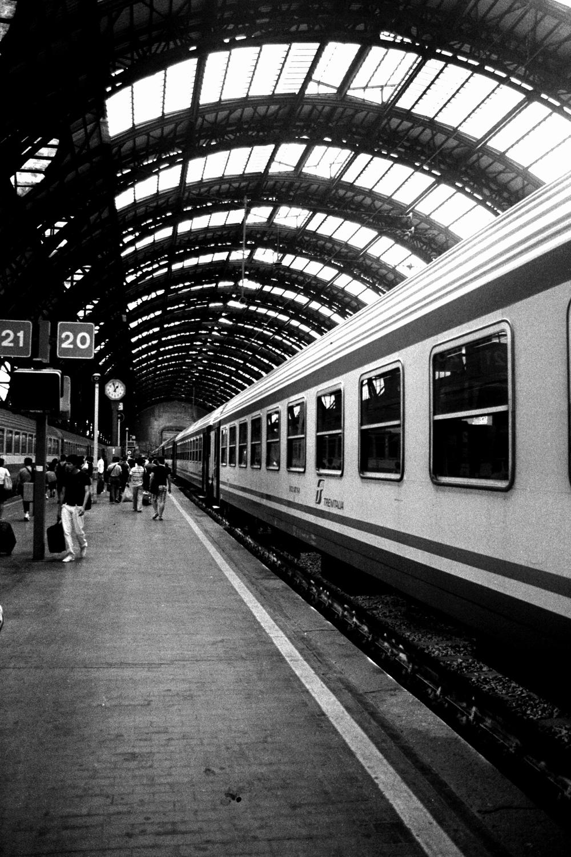 Milan, Italy 35mm