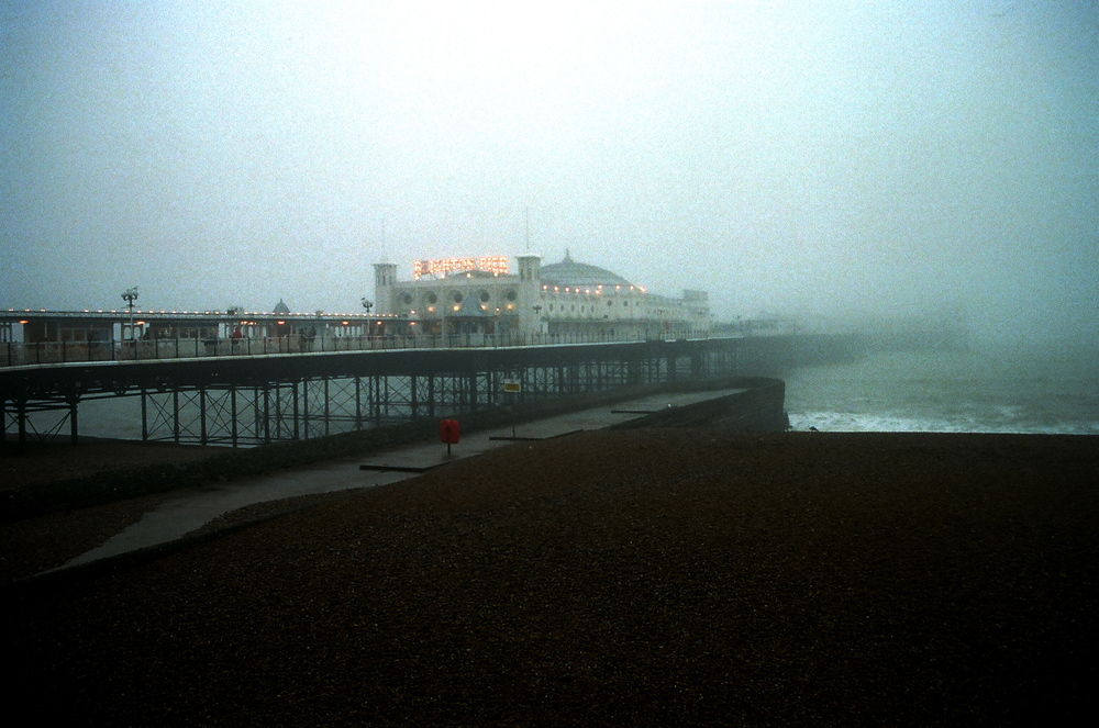 Brighton, England 35mm
