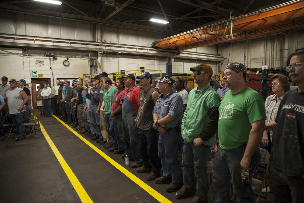 Youngstown, Ohio Meet some of America's manufacturers