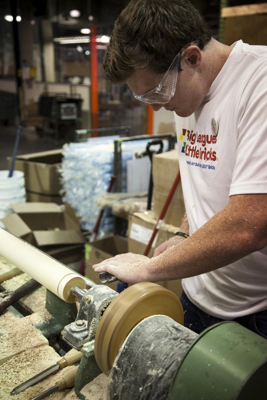 Louisville, Kentucky  Making of a Louisville Slugger