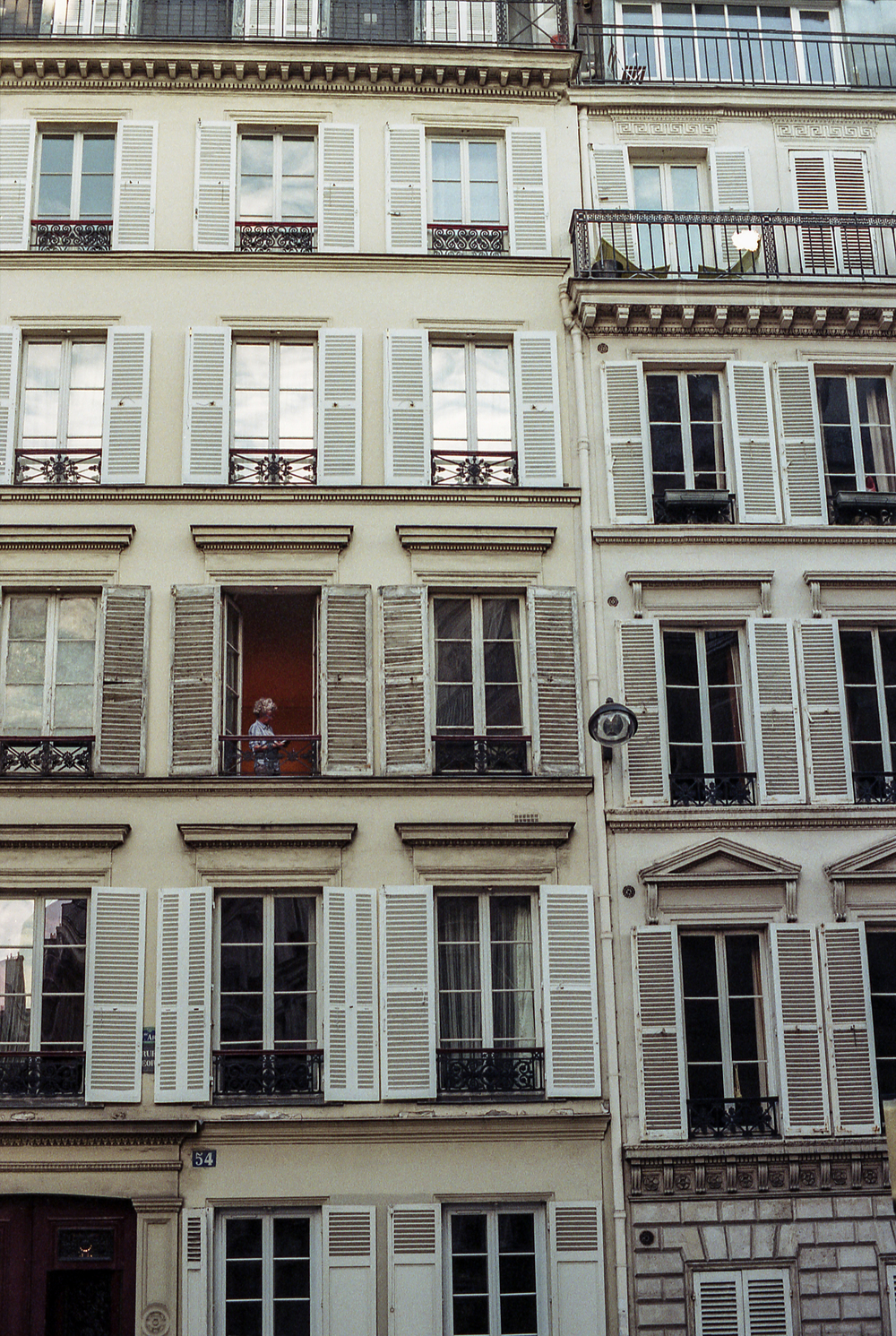 Paris, France 35mm