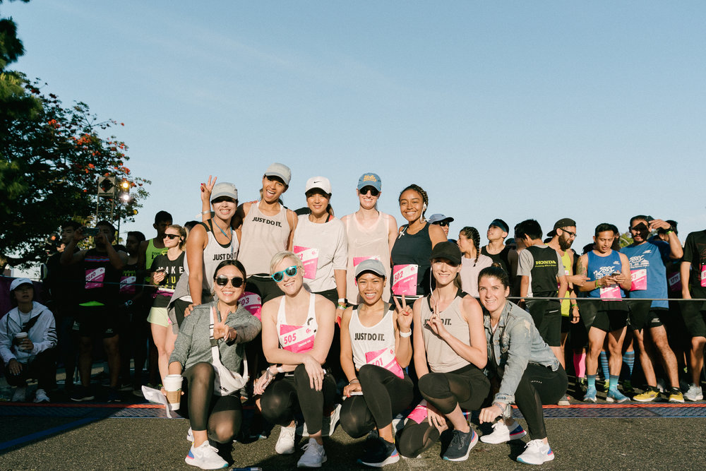 Nike Los Angeles Go LA 10K Team