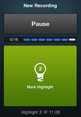 via cohdoo.com Shine new light on recording user research, interviews, lectures and more with Cohdoo Highlight. Let your fingertip be your highlighter. Simply start a recording, marking