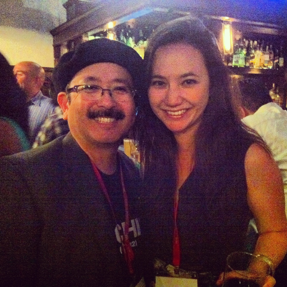 Chatting to Gil Asakawa: author, artist, journalist and social media expert.