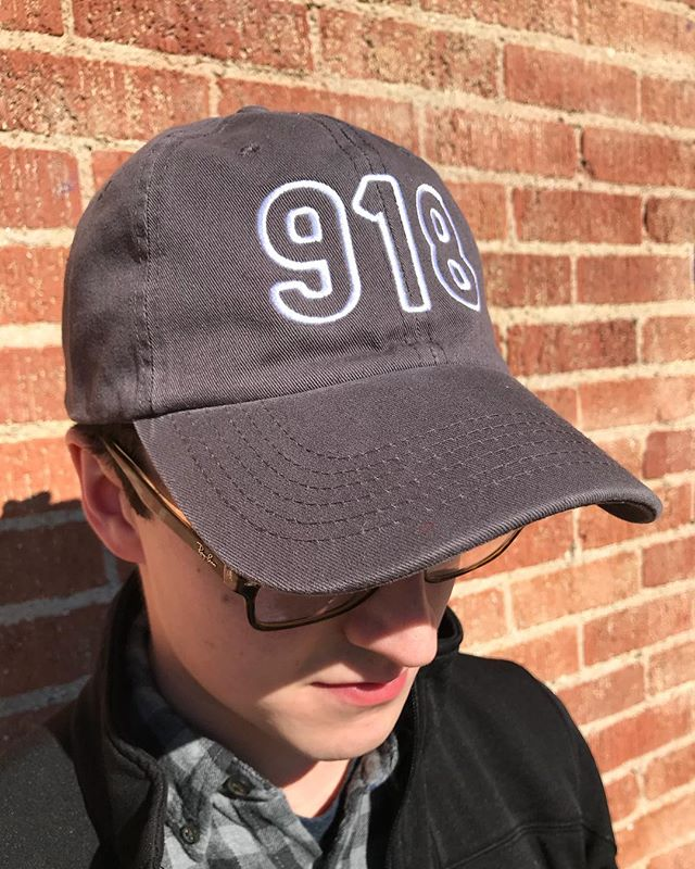 Reppin' the 918. You can find this and so much more on our online store!  Idaredgeneralstore.com