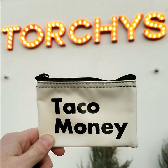 It's TACO TUESDAY! Get your taco money out and meet us on Brookside @torchystacos !