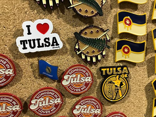 If you love it then you better put a pin in it. #tulsa