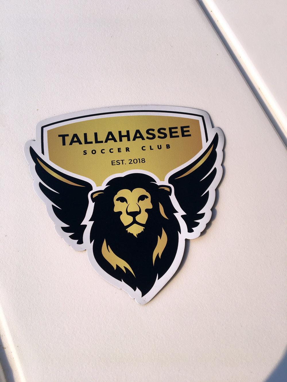 Tallahassee Soccer Club Logo