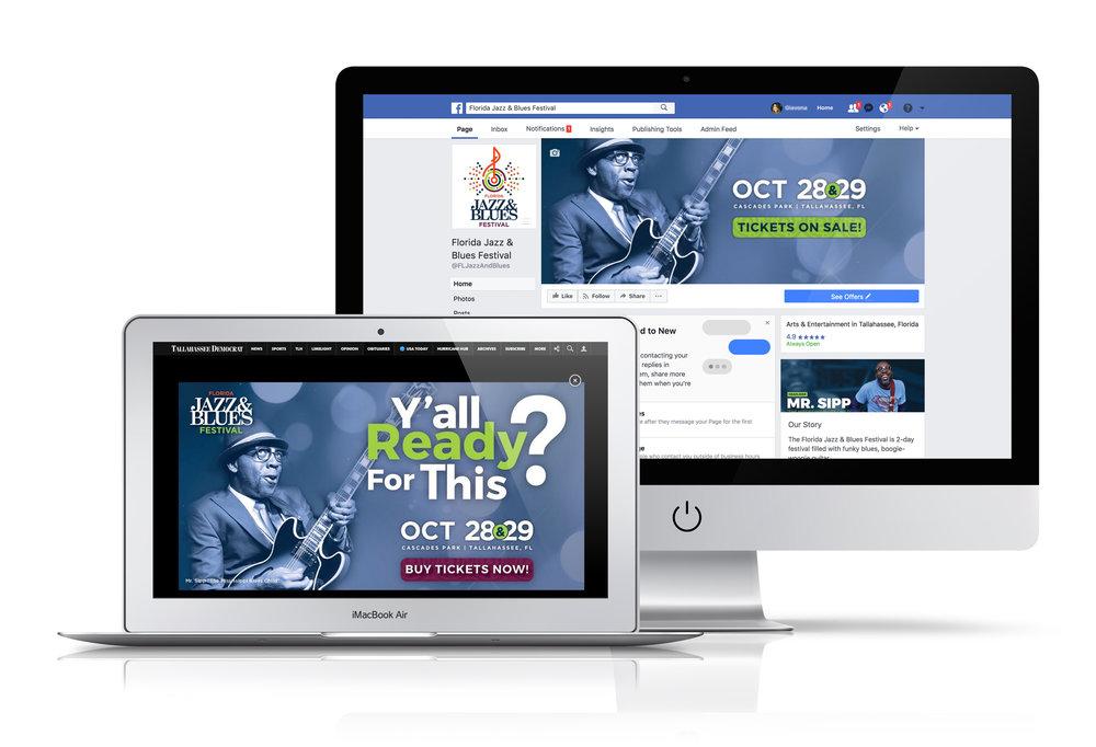 Social Media and Digital Advertising