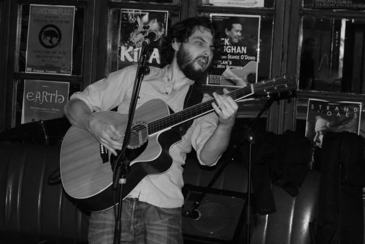 Whelan's Folk Club  Photo credit: Shane Moloney