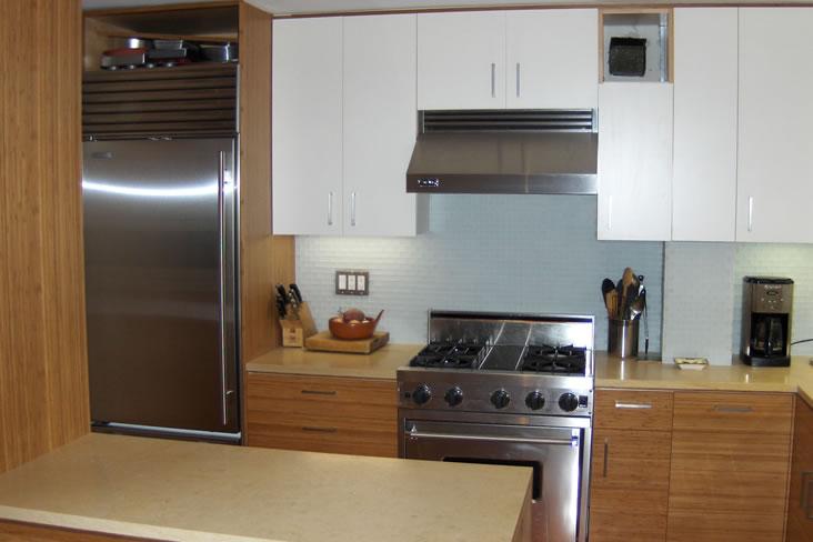 Custom kitchen cabinets new york city jonnywood custom for New york kitchen units