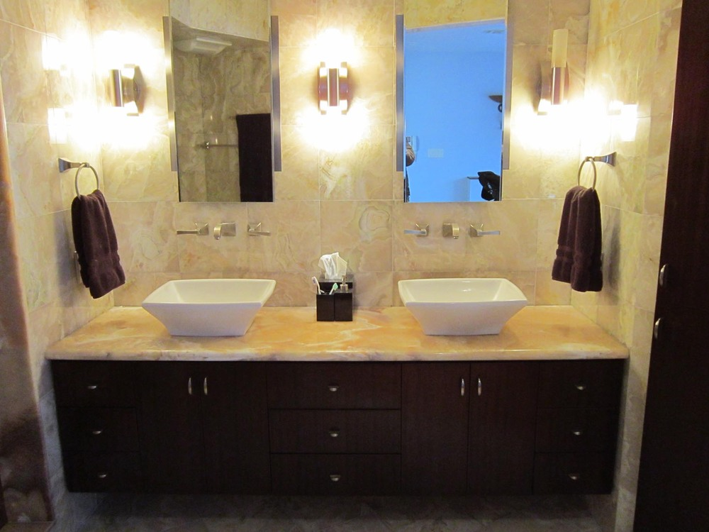 Custom Bathroom Cabinets New York City Jonnywood