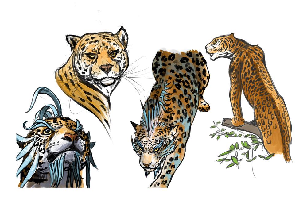 Jaguar Concept #3