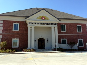 State-Investors Bank - Metairie