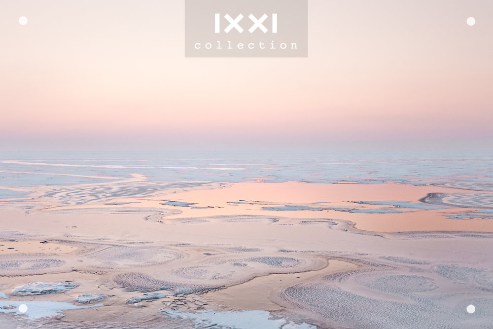IXXI collection  Cold Sun