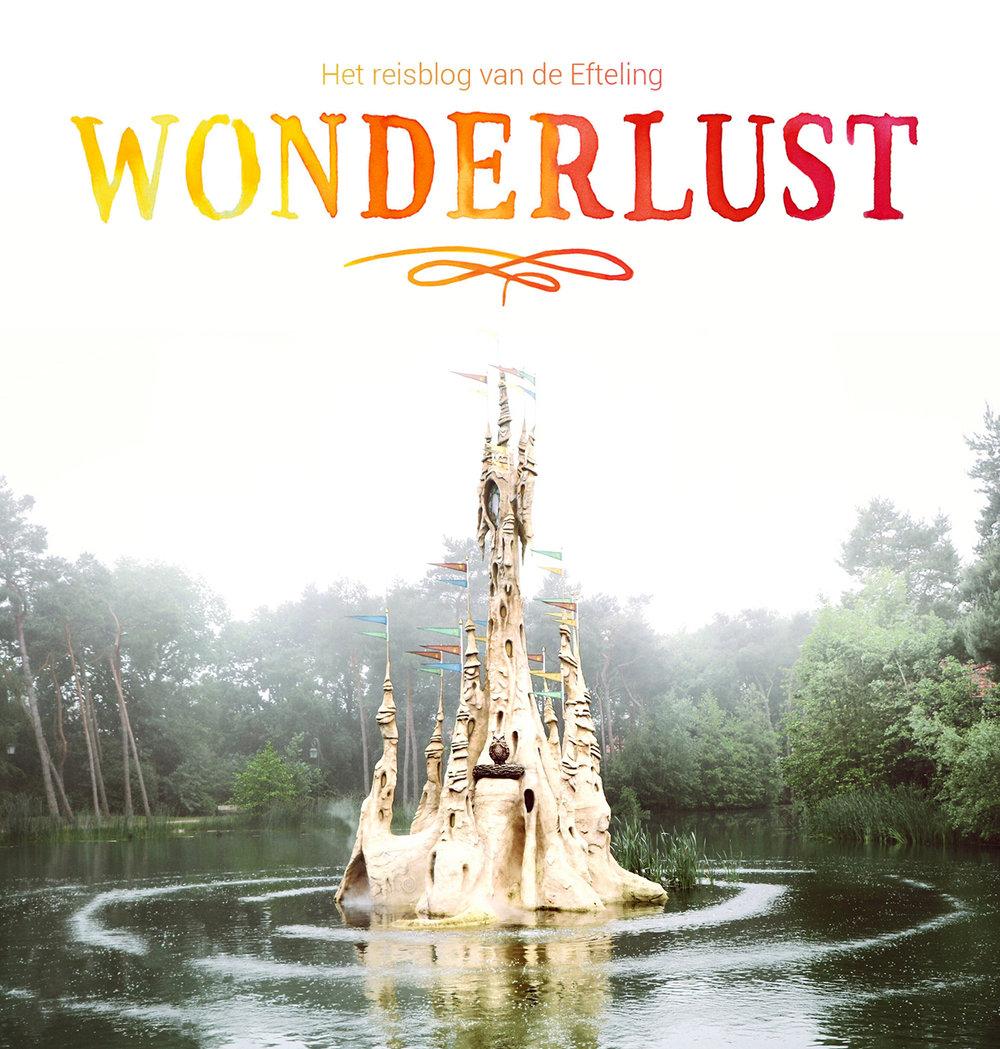 Bekijk hier mijn blog op Wonder-lust, het reisblog van de Efteling. #Efteling #Unseen