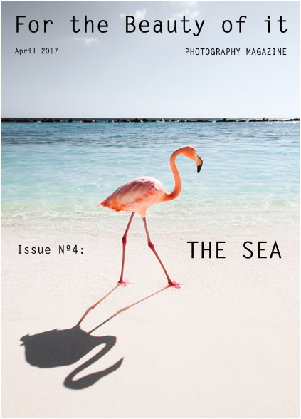 For the Beauty of it photography magazine No. 4 (The Sea)