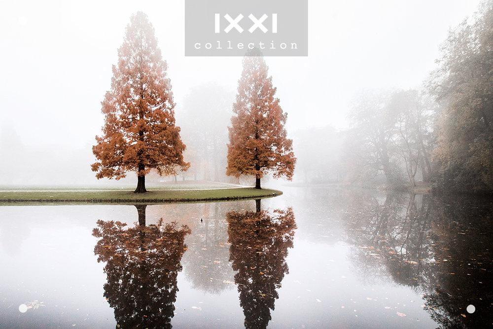 IXXI collection   Silence II - Mirror Magic