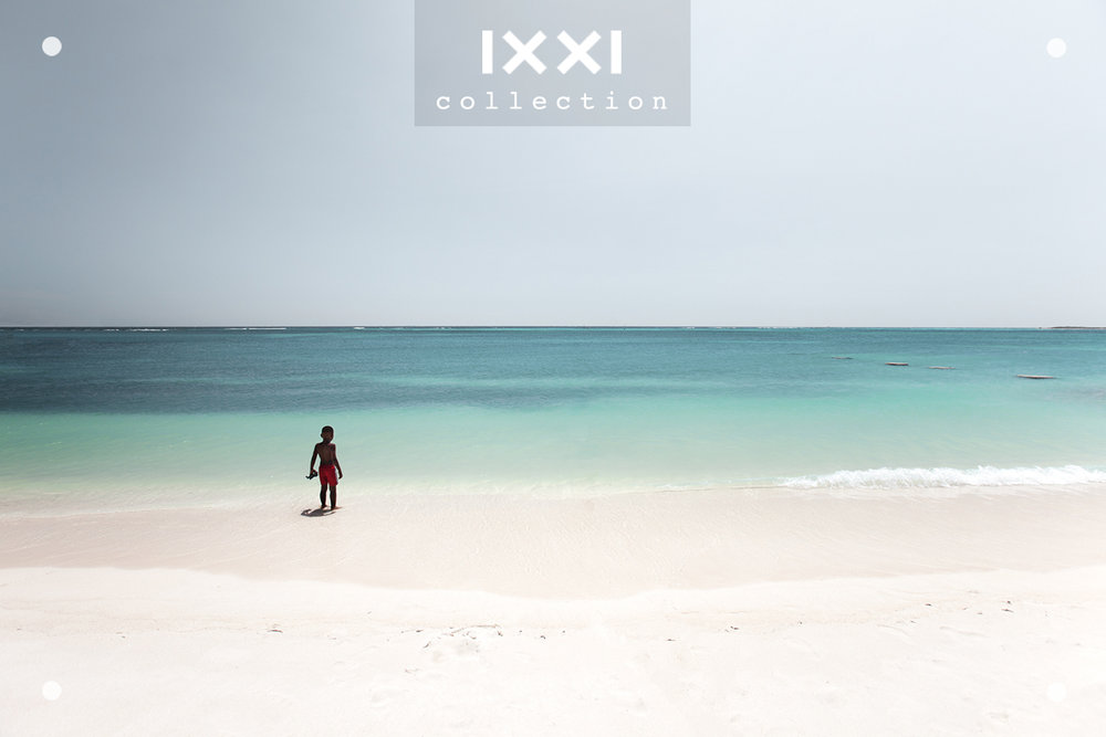 IXXI collection   Tropical Silence - Alone