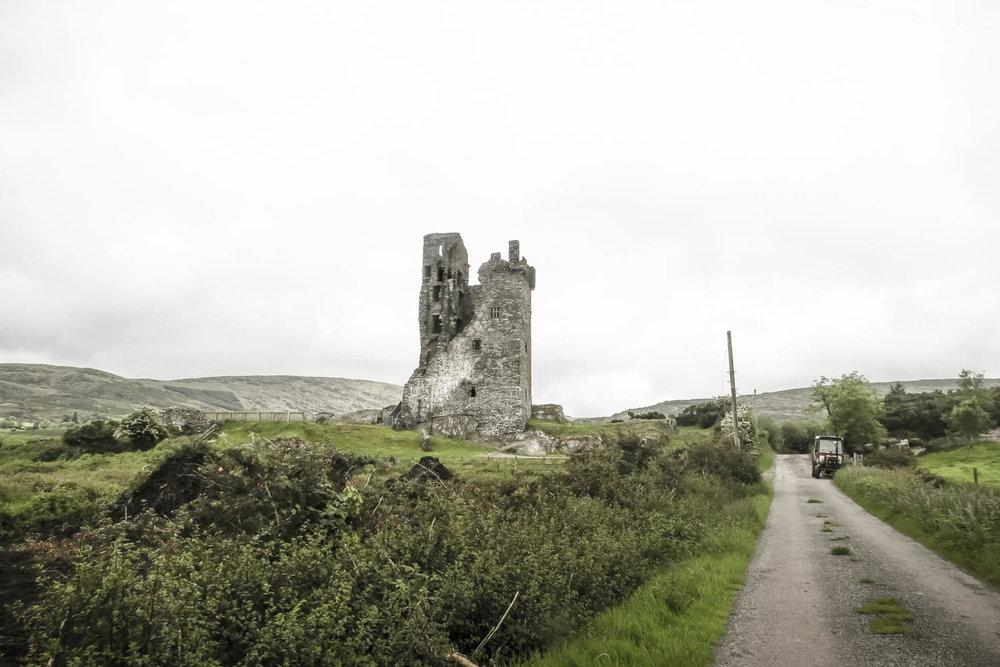 Donovan Castle