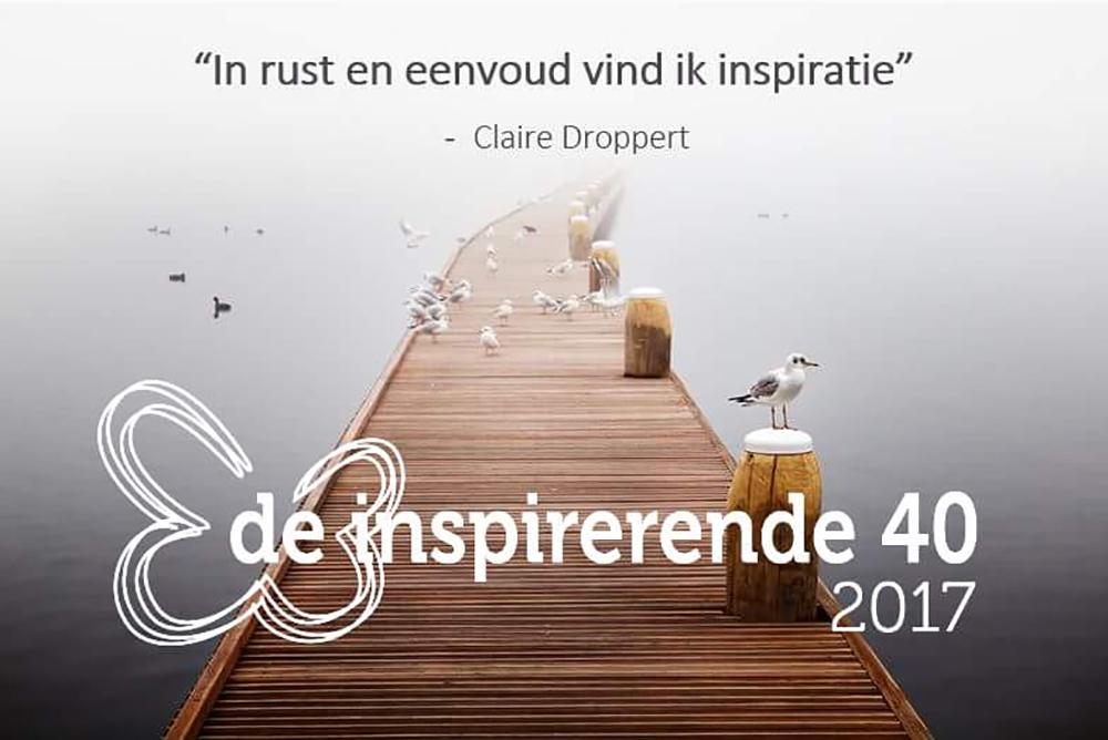 De Inspirerende 40 2017