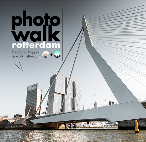 workshop / Photo tour Rotterdam by Claire Droppert