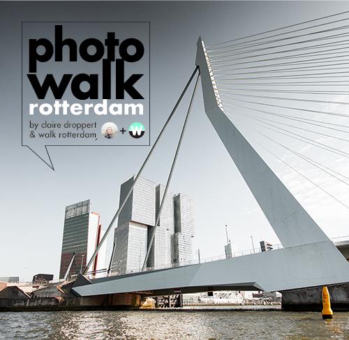 workshop / Photo tour Rotterdam by Claire Droppert