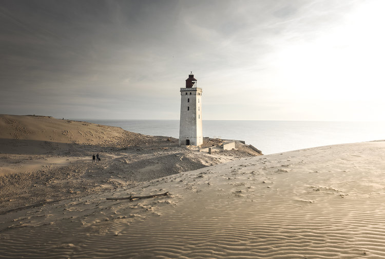 Denmark Rubjerg Knude